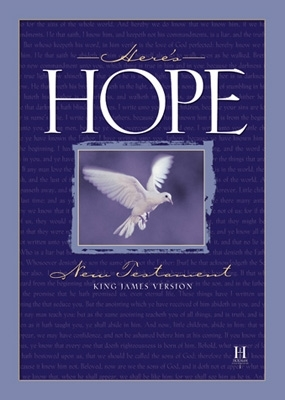 KJV Here's Hope NT (case of 48) $1.22ea.