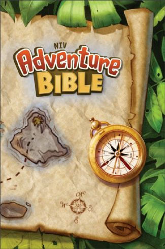 NIV Adventure Bible (case of 16)