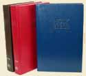 NIV Pew Bible (Navy) Case of 24